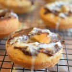 Cinnamon Roll Donut & Christmas Day Spread