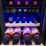 NewAir Dual Zone 9 Bottle and 48 Can Wine/Beverage Fridge — A Closer Look