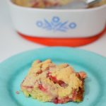 Easy and Delicious Strawberry Coffee Cake