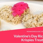 Pretty Heart Rice Krispie Treats — Plus Other Valentine's Day Sweets