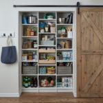 Pantry Inspiration (How to Save on a Custom Pantry)