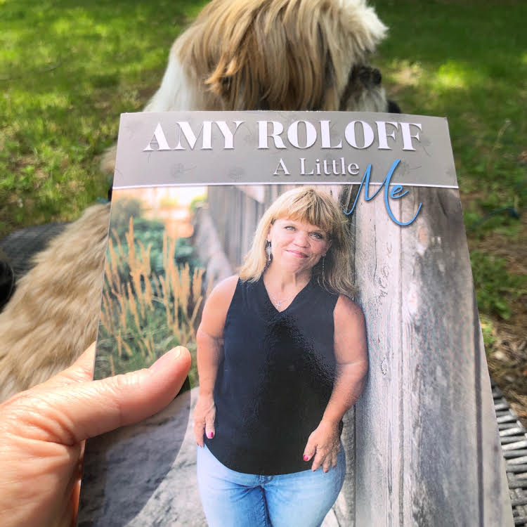 Puppy and Amy Roloff's A Little Me biography