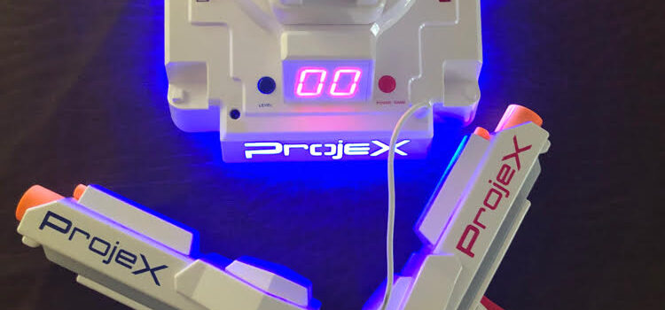 Projex – Projecting Gaming Arcade Review & Giveaway