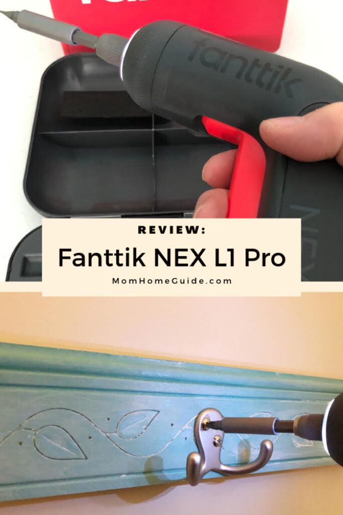 Fanttik NEX L1 PRO cordless power screwdriver