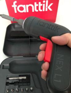 Fanttik NEX L1 Pro screwdriver