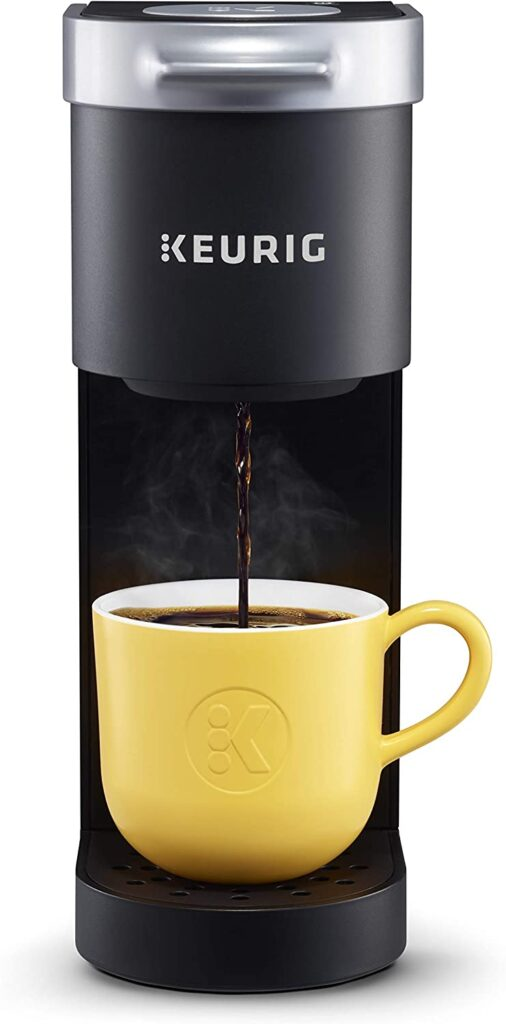 Keurig mini K coffee brewer