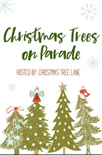 christmas trees on parade blog hop