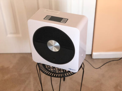 quiet and efficient NewAir room heater