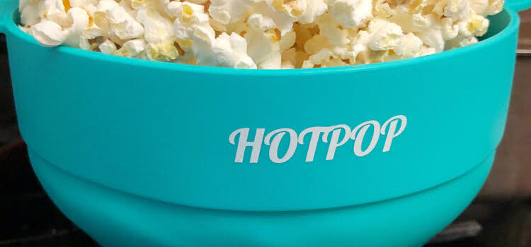 Healthy Silicone Microwave Popcorn Popper – Friday Finds