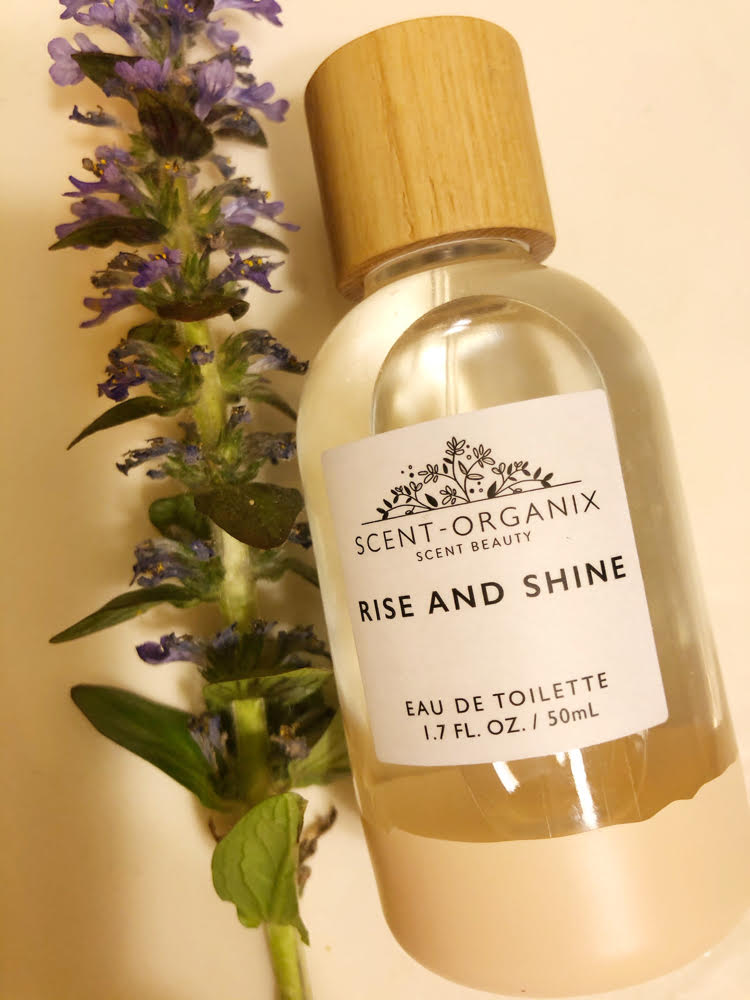 Rise and Shine perfume by Scent-Organix