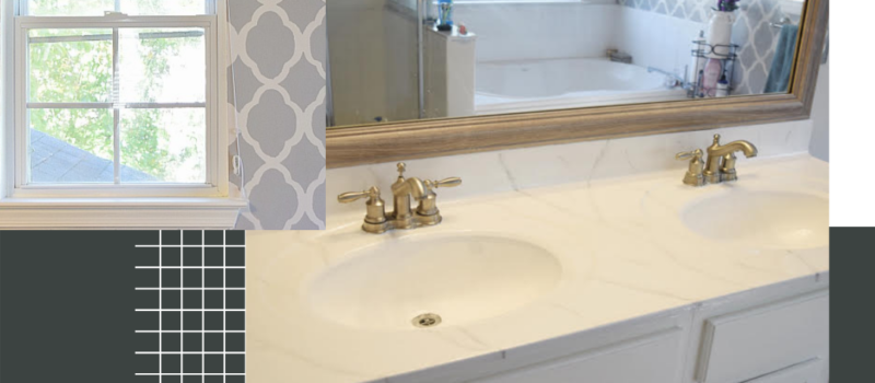 Easy Ways to Update a Bathroom on a Budget
