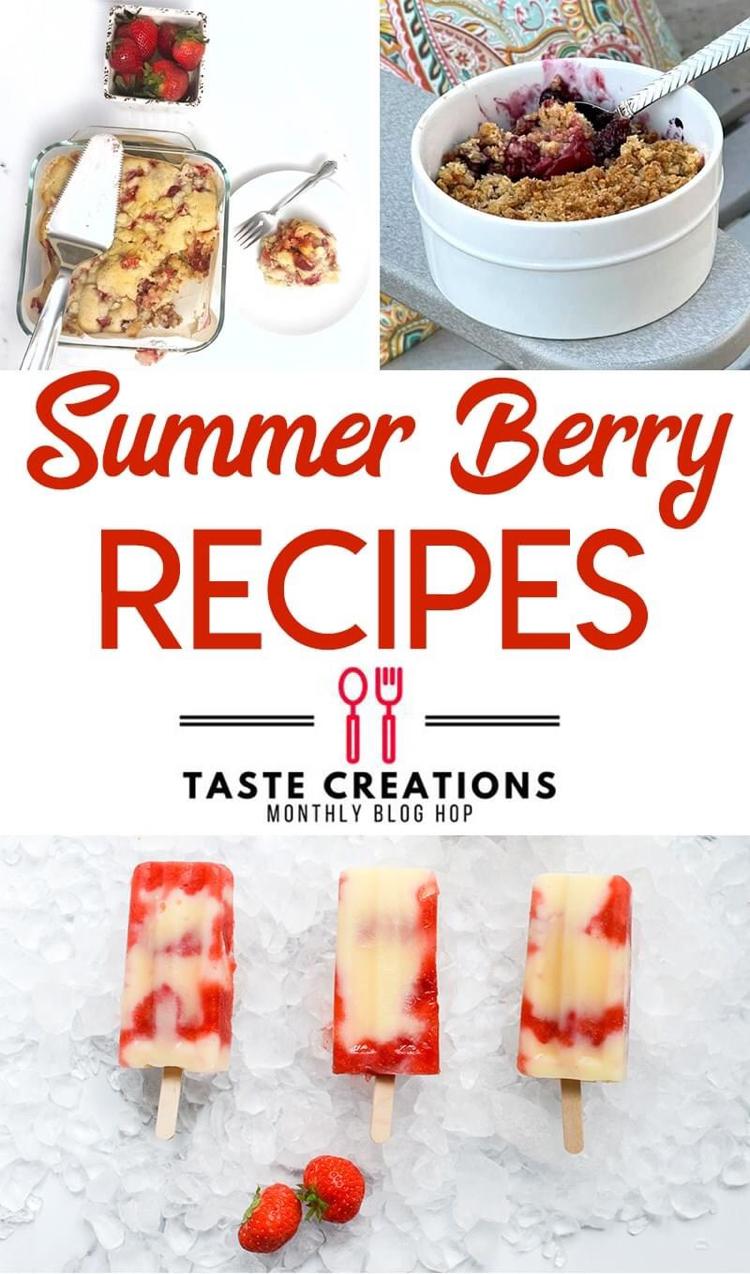 delicious berry recipes