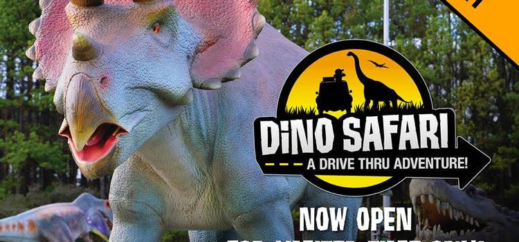 Dino Safari at Freehold Mall