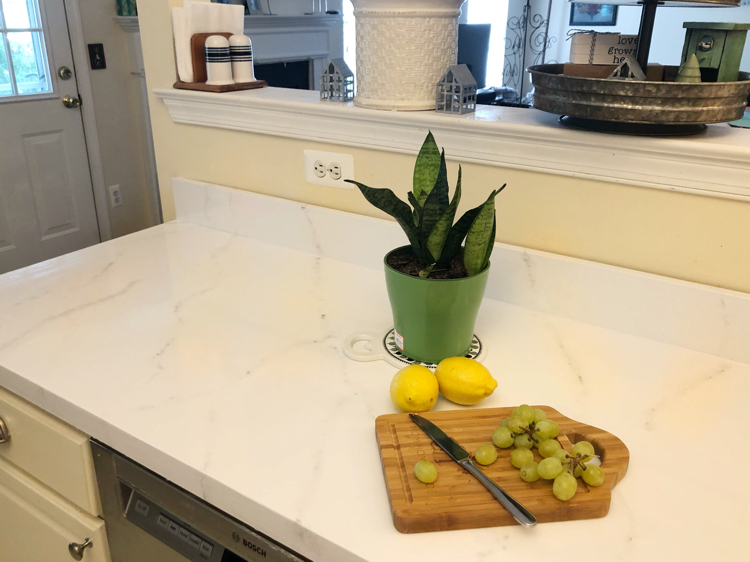 marble epoxy counters