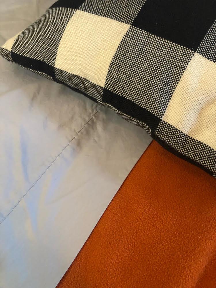 luxurious Cotton Therapedic sheets