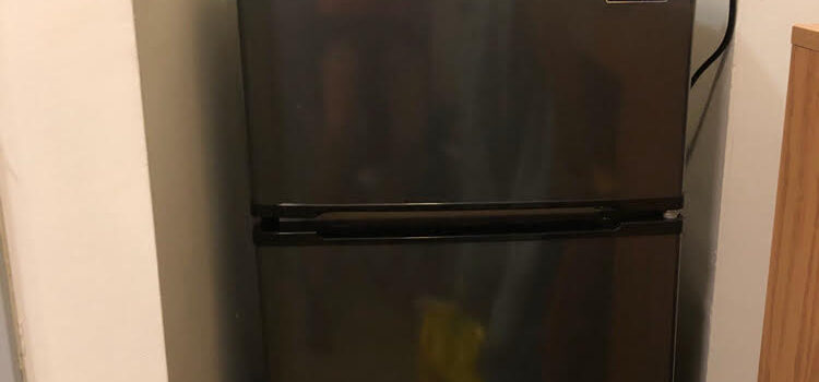 Twin College Move Ins – and a NewAir Compact Refrigerator Review