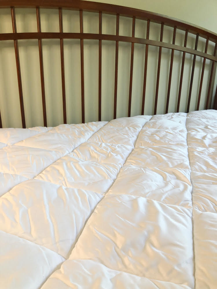 my therapedic mattress pad is very comfortable